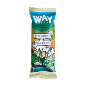 Way Bar 25 gr. 5 uns - Wild Foods