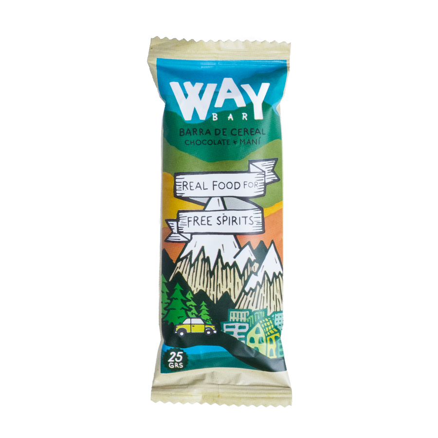 Way Bar 25 gr. 5 unidades
