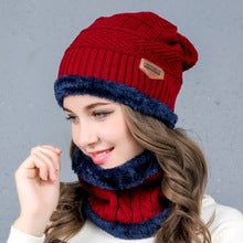 Cora Wang Balaclava Knitted hat scarf caps neck warmer Winter Hats For Men women skullies beanies warm Fleece cap