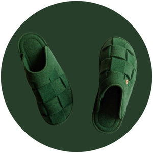 Amore Wool Green Mid