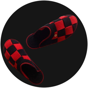 Amore Wool Black Red