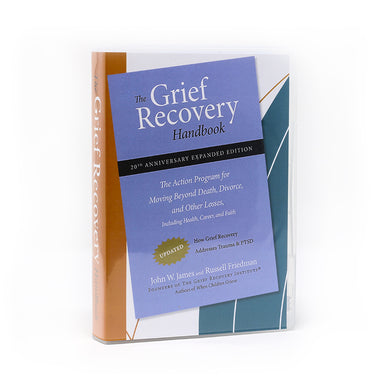 The lastest updated version of The Grief Recovery Handbook by John W James & Russell Friedman now available on 6 CDs. Complete and unabridged.