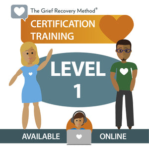 Grief UK Grief Recovery Certification Training Evidence Based programmes to recover from bereavement, divorce and other losses