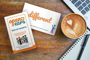 Box of Hearts - Creating Conversations with Children