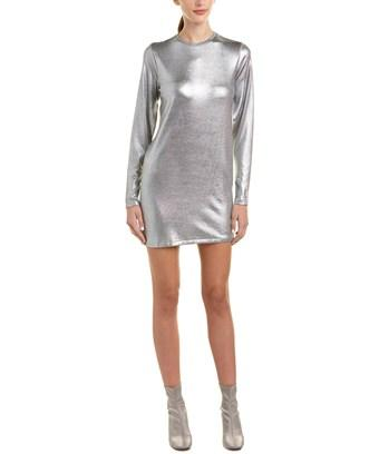 Cheap Monday silver dress/ tunic