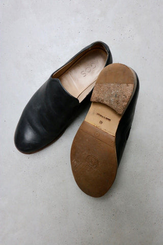 Cos leather loafers