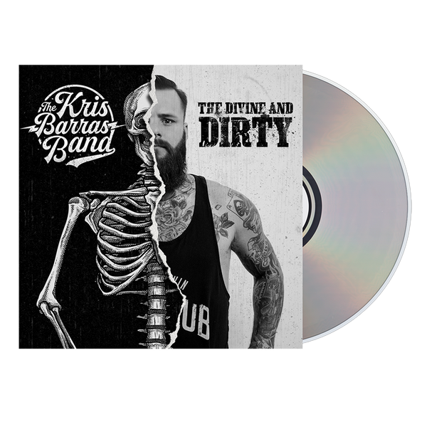 THE DIVINE AND DIRTY CD