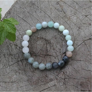 Calm and Meaningful Necklace & Bracelet - Bracelet - Necklace & Bracelet