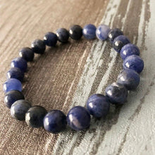 Truth And Idealism Promoting Sodalite Bracelet - Bracelets