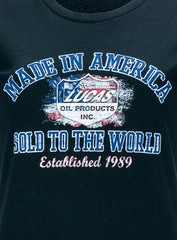 Ladies Lucas Oil Made In America T-Shirt