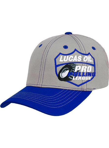 Pro Pulling Off Center Hat - Blue