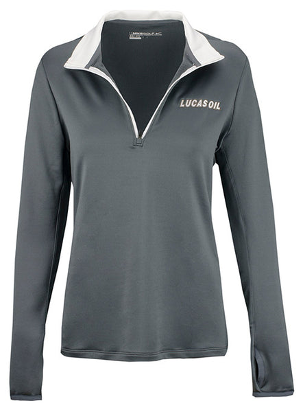 Lucas Oil Nike 1/4 Zip