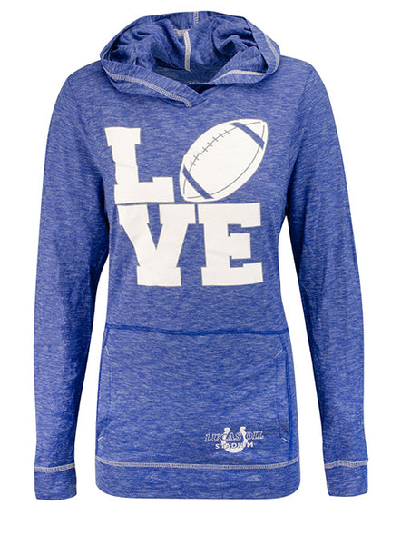 Ladies LOVE Light Weight Hoodie