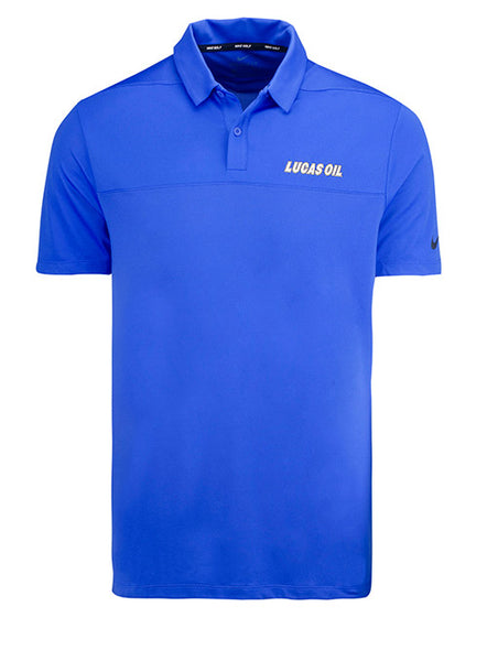 Lucas Oil Nike Color Block Polo