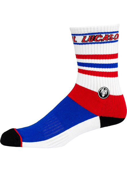 Lucas Oil Socks
