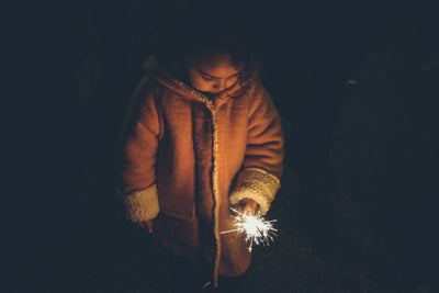How To Enjoy Bonfire Night At Home: Snacks and sparklers at the ready!
