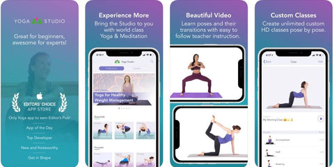 top 5fitness apps 2019