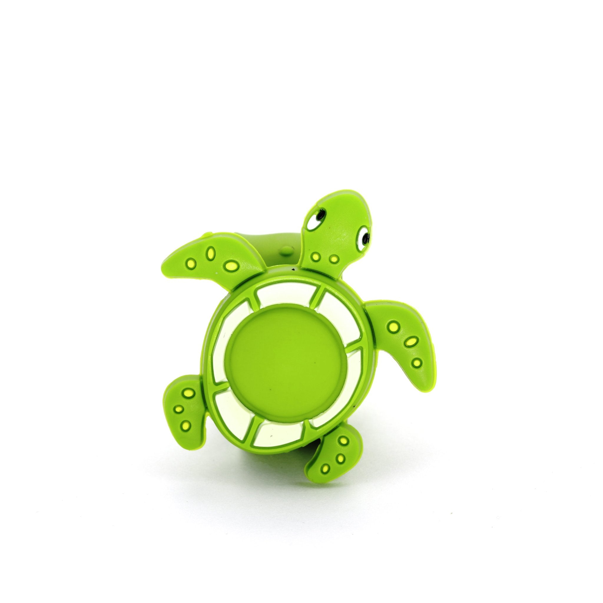 Slap-it Cartoon Mosquito Bands - Green Turtle