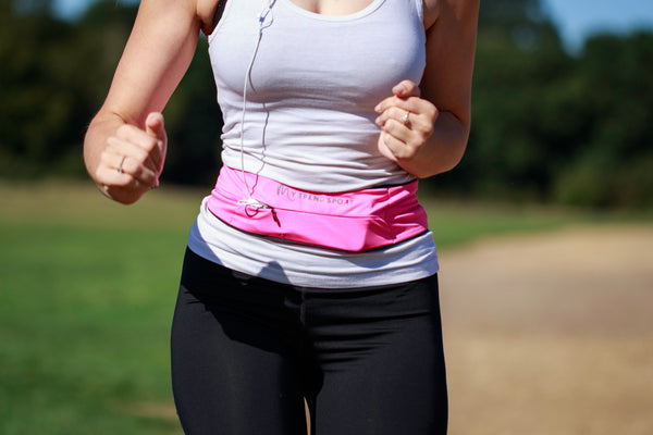 My Trend Sport Running Belt - Pink