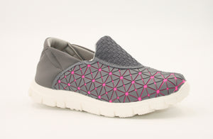 Trace Glider Web WS - Pink Grey