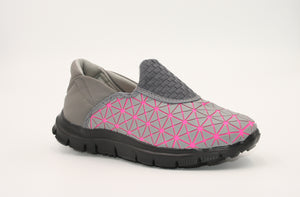 Trace Glider Web BS - Pink Grey