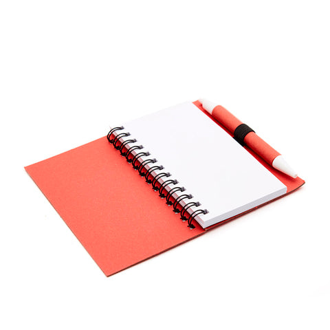 Cuaderno Anillado Eco-Colors