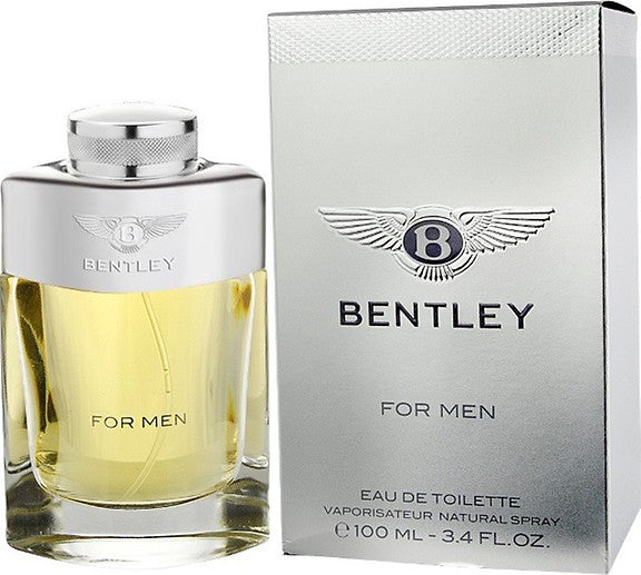BENTLEY FOR MEN 100 VAPORIZADOR EDT - perfumesbaratos.com