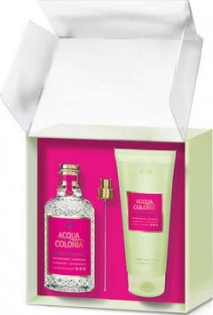4711 ACQUA COLONIA PINK PEPPER & GRAPEFRUIT EAU DE COLOGNE 170ML + GEL - perfumesbaratos.com