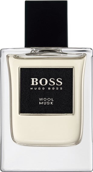 BOSS COLLECTION WOOL MUSK EDT 50ML - perfumesbaratos.com