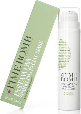 TIME BOMB INSTAWOW BUBBLING FACE MASK 50ML - perfumesbaratos.com