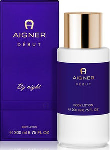 AIGNER DEBUT BY NIGHT LUXURY BODY LOTION 200ML - perfumesbaratos.com