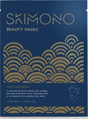 SKIMONO BEAUTY FACE MASK FOR ANTI-AGEING 25ML - perfumesbaratos.com