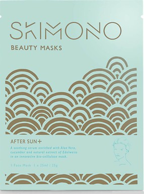 SKIMONO BEAUTY FACE MASK FOR AFTER SUN 25ML - perfumesbaratos.com
