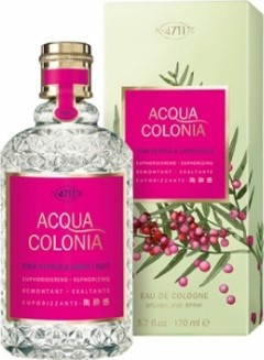 4711 ACQUA COLONIA PINK PEPPER & GRAPEFRUIT EAU DE COLOGNE 170ML - perfumesbaratos.com