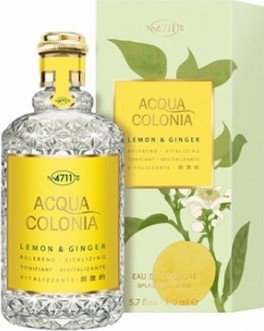 4711 ACQUA COLONIA LEMON & GINGER EAU DE COLOGNE - perfumesbaratos.com