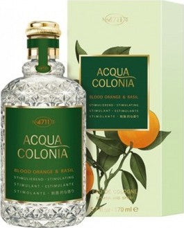 4711 ACQUA COLONIA BLOOD ORANGE & BASIL EAU DE COLOGNE - perfumesbaratos.com