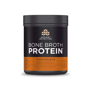 Bone Broth Protein Chocolate - 17.8 Oz (504g)
