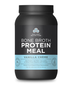 Bone Broth Protein Meal Vanilla Crème - 28 Oz (811g)