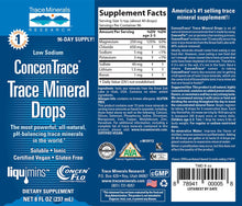 ConcenTrace - 8 fl Oz (237 mL)