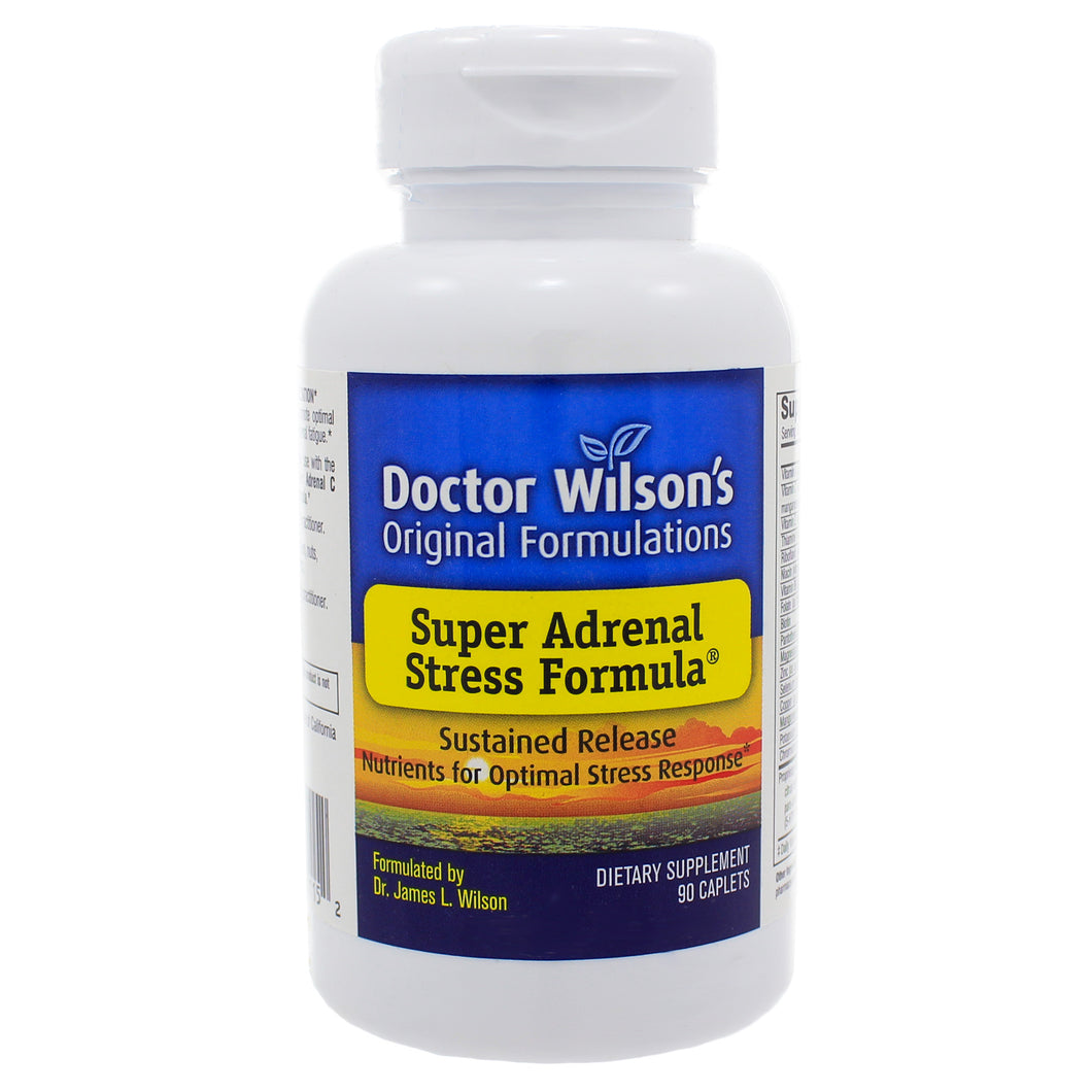 Super Adrenal Stress Formula