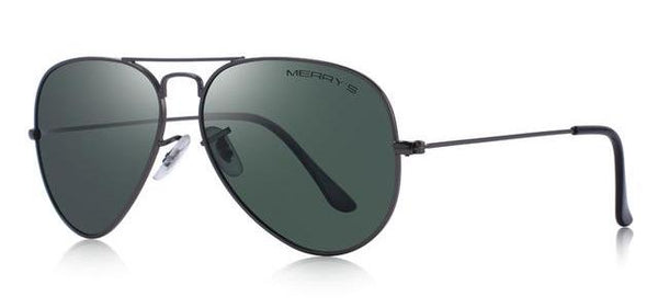 Merry's Men/Women Classic Pilot Polarized Sunglasses