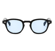 Johnny Depp Style Round Sunglasses - SunShutterz