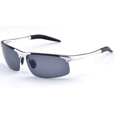 Rowan - Aluminum Polarized Sunglasses - SunShutterz