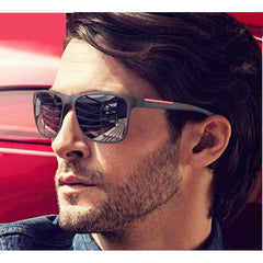 Bennett - Fashion Square Sunglasses - Sunglass Society