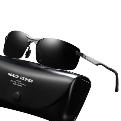Harvey - Sporty Polarized Sunglasses - SunShutterz