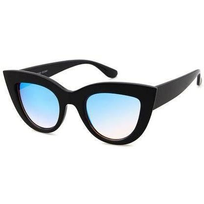 Ultimate Cat Eye Black Blue - SunShutterz