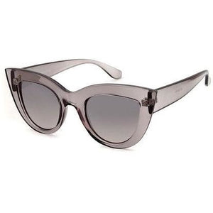 Ultimate Cat Eye Transparent Grey - SunShutterz