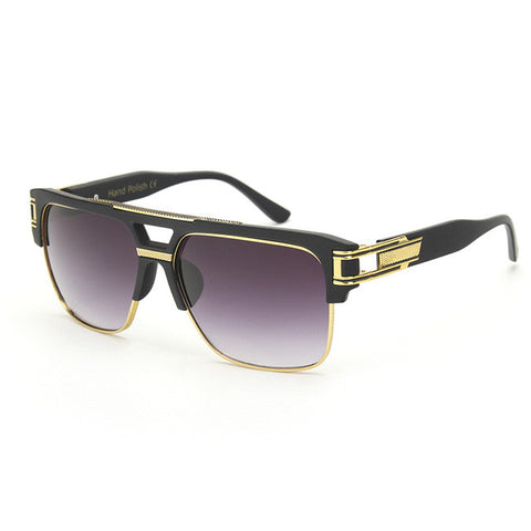 Lydia - Cut Out Square UV Sunglasses - SunShutterz