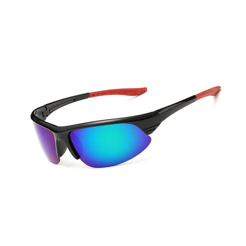 Mason - Outdoor Sports Polarized Sunglasses - Blue - SunShutterz