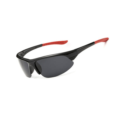 Reese - Outdoor Sports Polarized Sunglasses - Black - SunShutterz